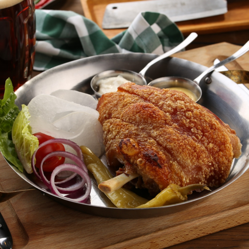 <b>Коленом в желудок:</b> самая чешская часть свиньи на вашем столе